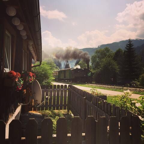 Riverside Retreat. - Ramingstein - Chalet