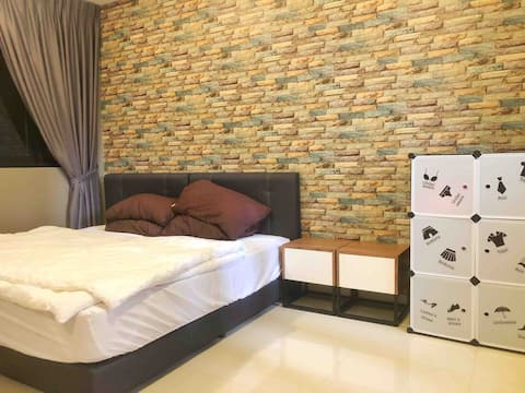 Offer 【RM5x】1 bedroom Free Parking