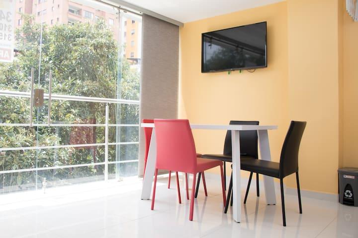 Apartamento Pinares 1 habitación