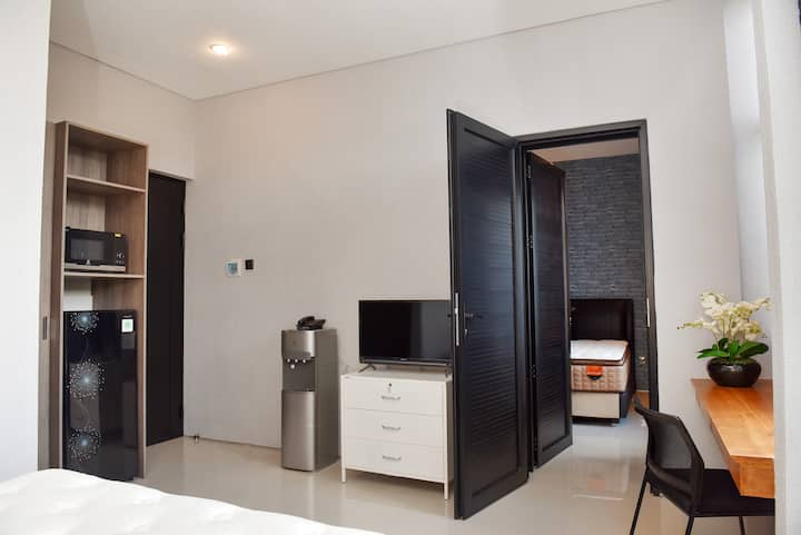 2BR Connecting Studio by MINI Co-living Apartment