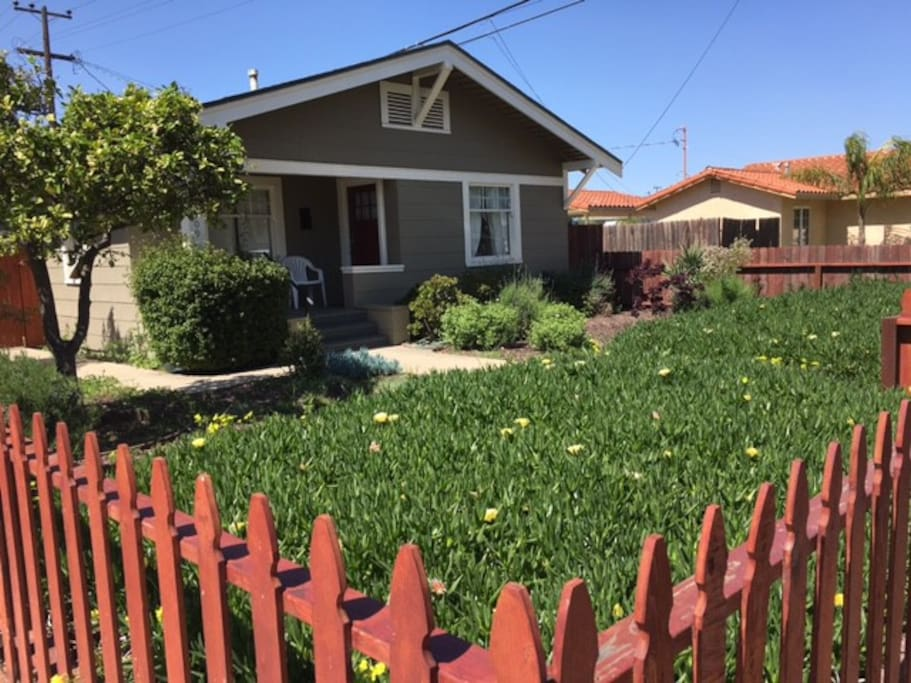 Fully restored 1920s craftsman house