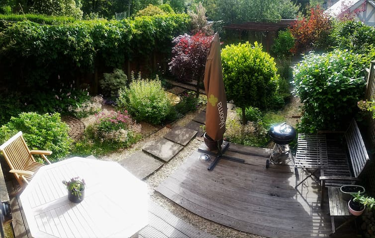 West End / Hyndland Garden Flat - Glasgow - Apartment