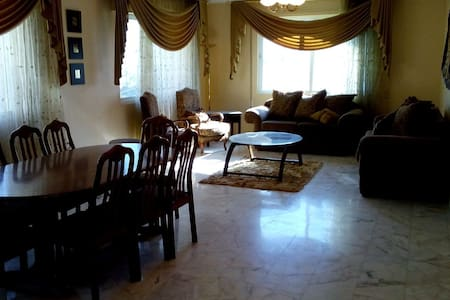 3BD Apartment in great location - Amman
