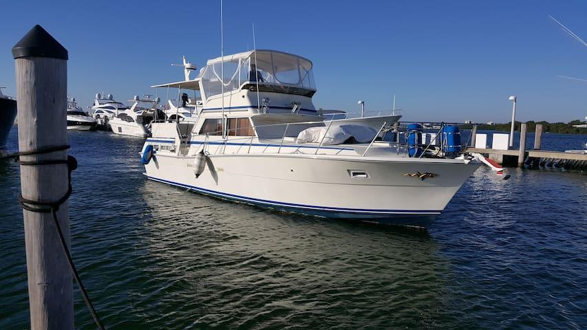 Motor Yacht Getaway! :) - Jupiter  - Tekne