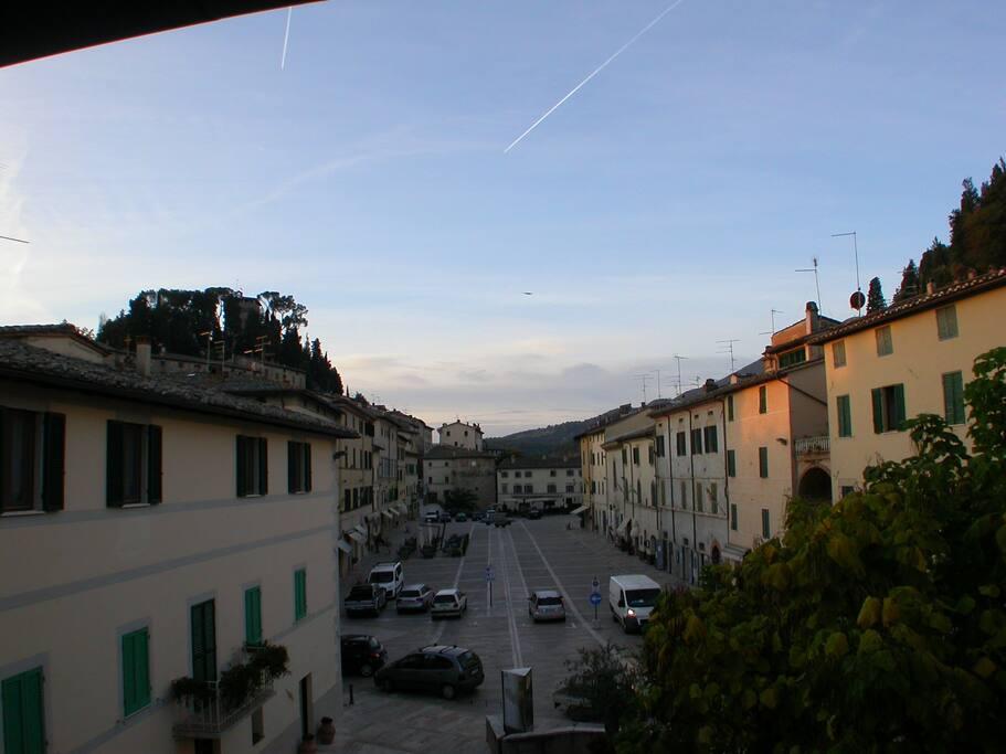 view of the Garibaldi square