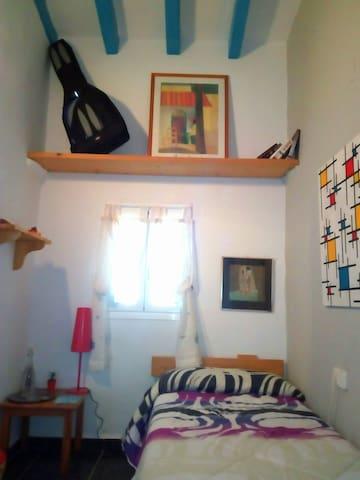 Stanza privata singola a Formentera - Illes Balears - Haus
