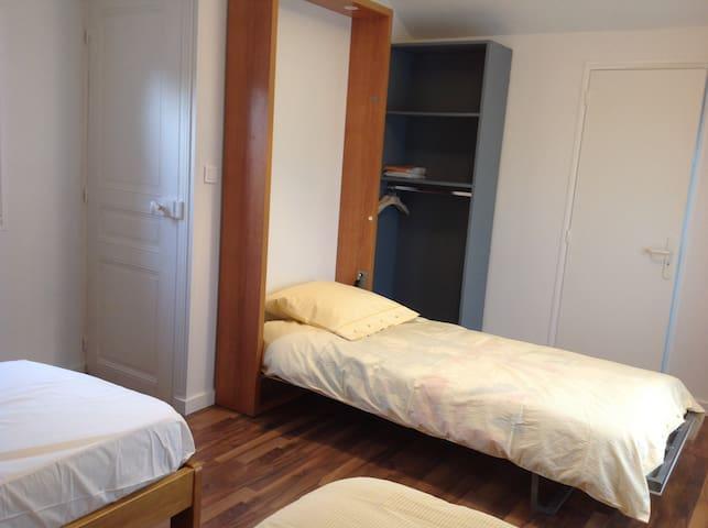 Agréable maisonnette à 15mn de Paris et 7km d'ORLY - Villeneuve-Saint-Georges - House