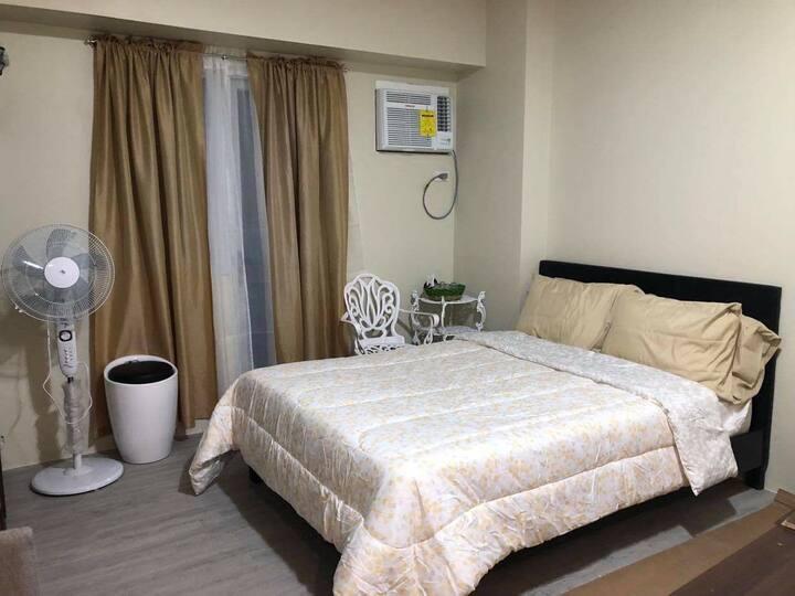 Amaia Steps Altaraza 1 bedroom with balcony