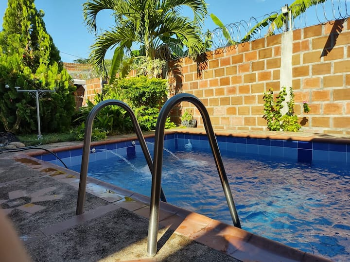 Casa Quinta por días en la  Ulloa  Rivera, Huila