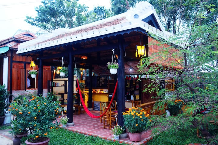 Golden Lantern Homestay Bamboo Room - Hôi An  - Dům pro hosty