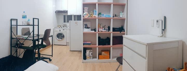 PRIVATE ROOM FOR QUA.RANTINE IN SEOUL