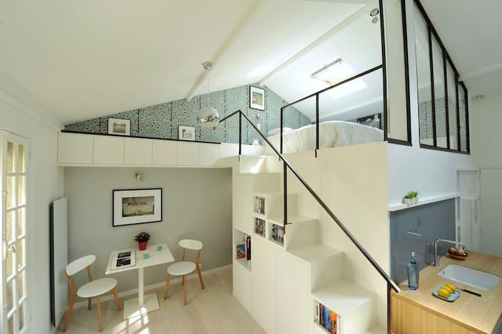 Appartement Montparnasse Gaîté