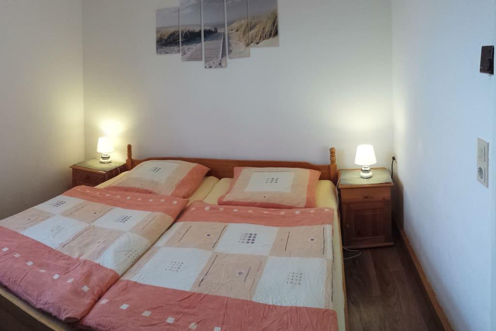 EG Schlafzimmer Baltrum