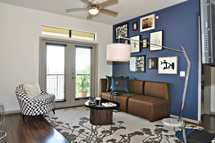 Flexible living on your terms   2BR in Houston