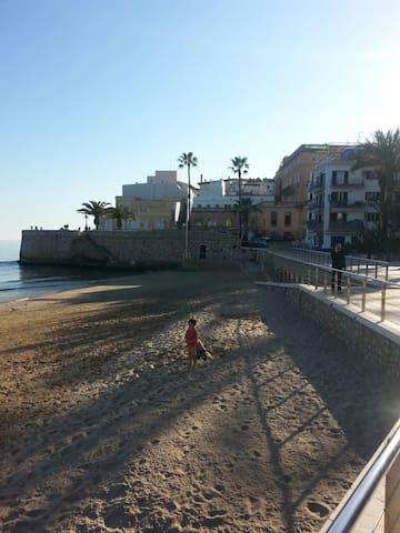 Sant Sebastiá  beach