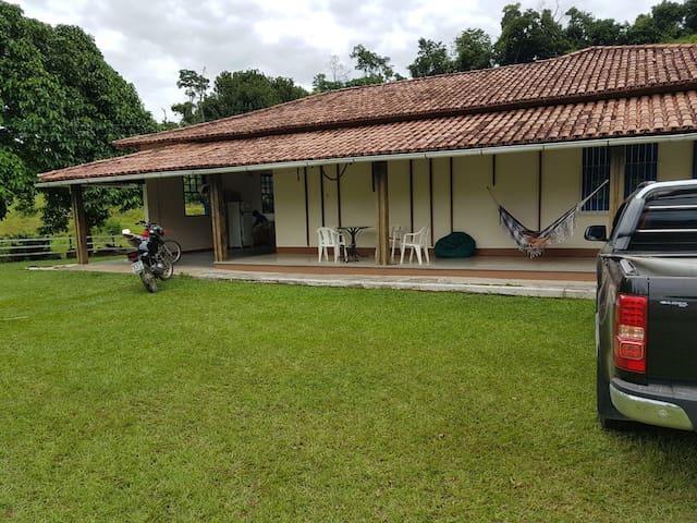 Casa Fazenda São Lourenço