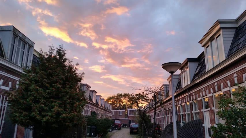 Rustige buurt met alles vlakbij - Leeuwarden - Dům