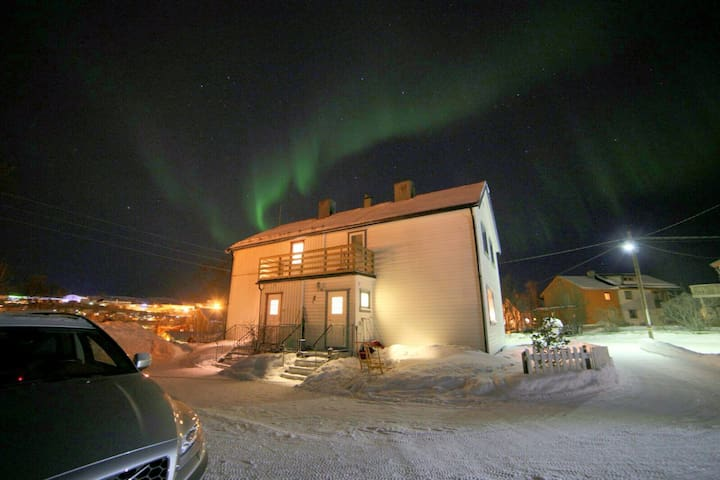 Central and cosy in Kirkenes