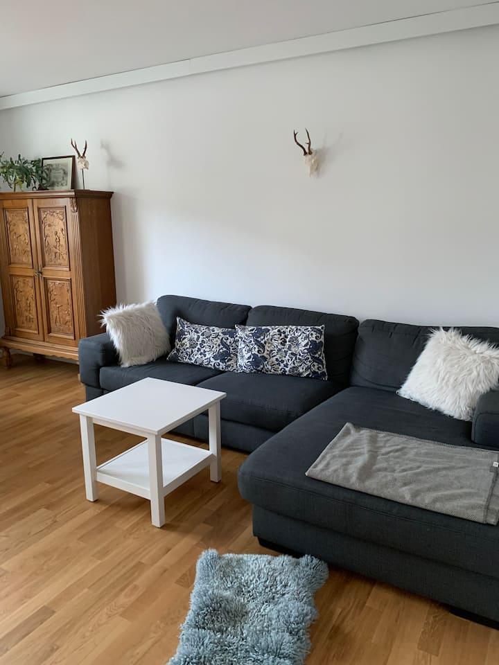 Gemütliche 3-Zimmer Wohnung im Herzen Neuhausens