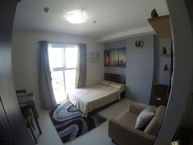 NEW! Studio Unit in Cebu - Good for 4 persons