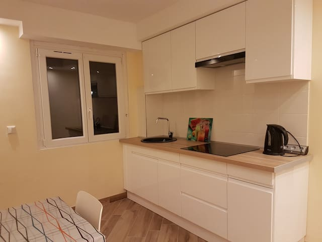 Very cosy and fully equipped appartment in house