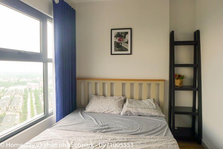 Homestay Ecopark- THO NAU house D2401