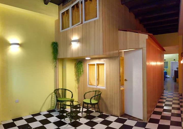 Kimberly #2_Loft Twin/Family Room #Private Bath