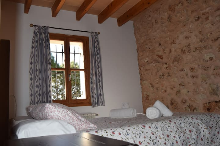 Double room downstairs