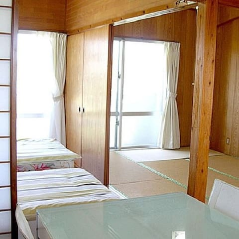 Standard plan 【smoking】 Japanese room Family room