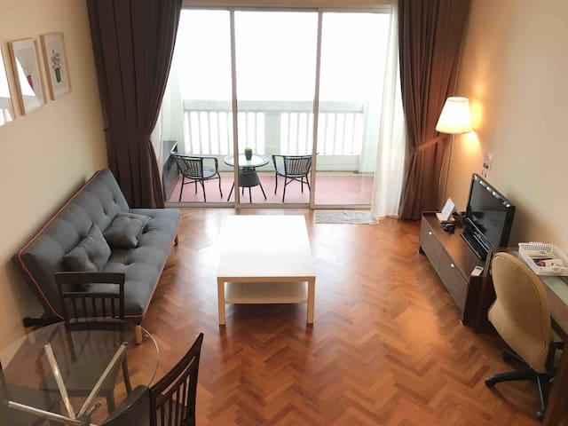 Penang StraitsQuay 1.5BR Family Suite (6)