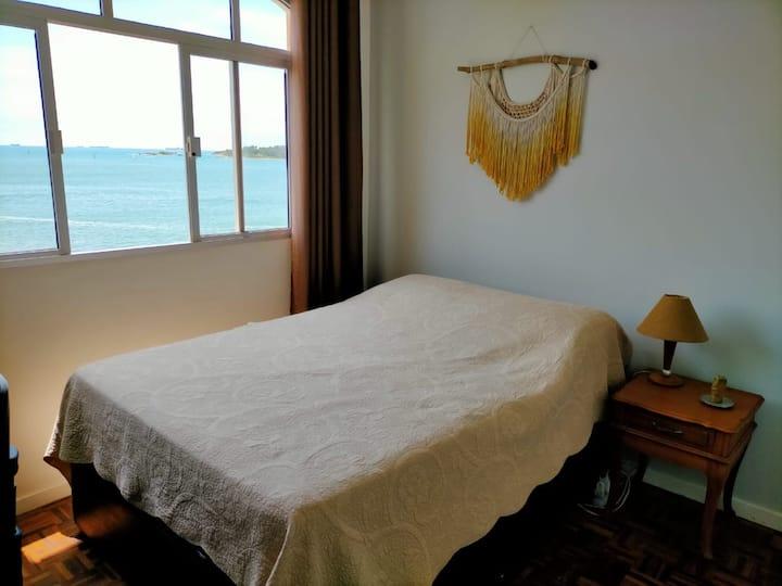 Apartamento Rústico e Luxuoso na Ilha do Boi