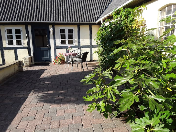 Idyllic,traditional old farmhouse