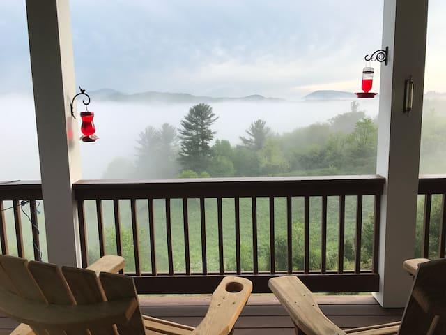 Mountain Getaway Cabin in NC