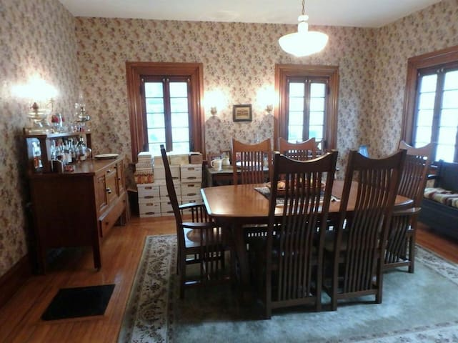 Fresh cottage - Miamisburg - Pis