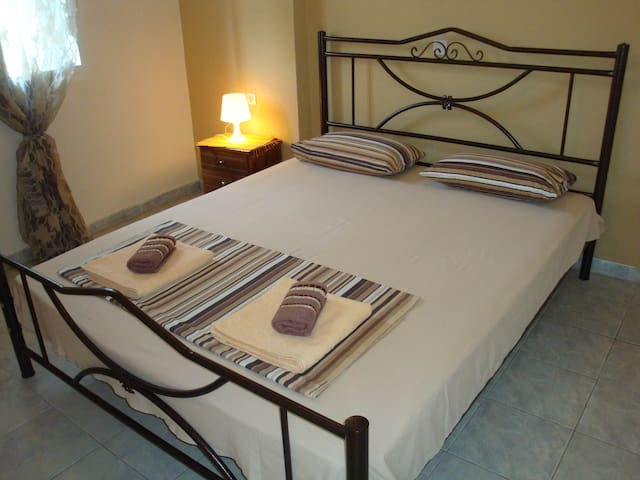 For a great vacational experience in Chalkidi, this apartment is a great choice.