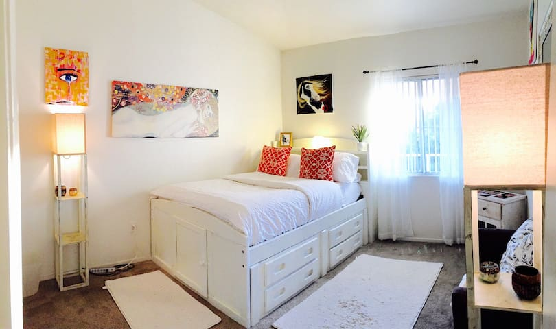 Cozy Private Bedroom & Bathroom - Las Vegas - Appartamento