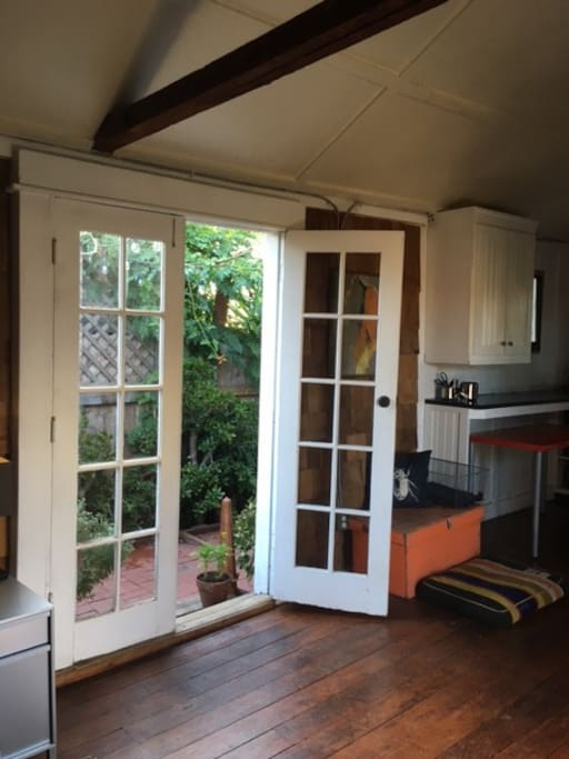 The shack a san diego original tiny home houses for for Tiny house pictures and plans san diego