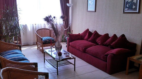 Furnished Department,Rancagua Downtown, 7fl, 3B+2D
