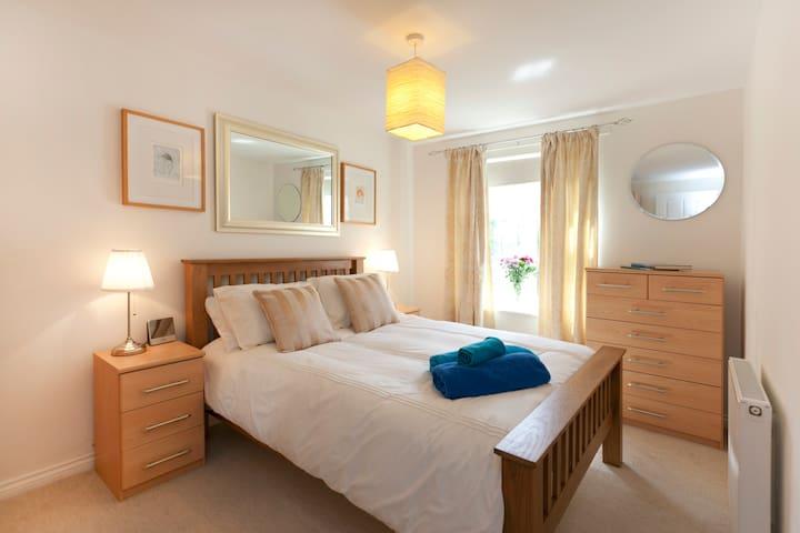 Second Floor peaceful haven - West Bridgford - Apartment
