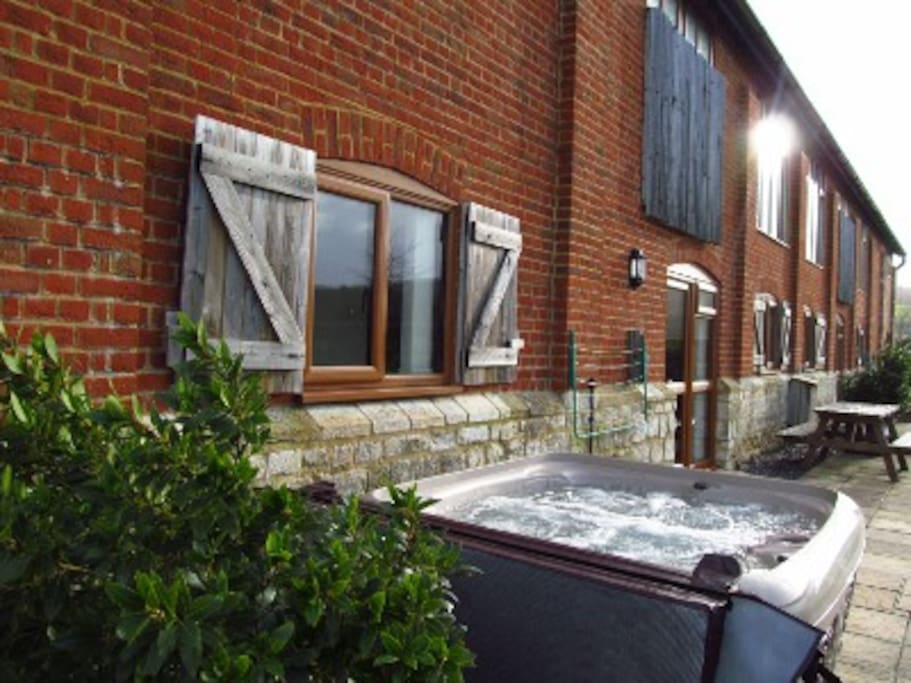 Rooms With Private Hot Tub Wiltshire