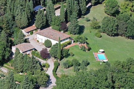 Country House 1 Florence Fiesole - Santa Brigida