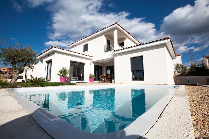 Colombet Stay's - Roussanne - St Gely du Fesc - Saint-Gély-du-Fesc - Rumah