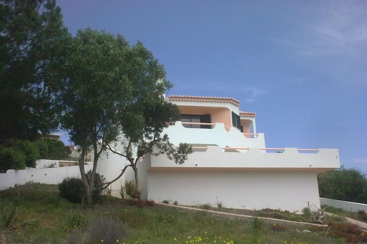 400 metres - secluded sandy beach  beautiful views - Budens - Casa