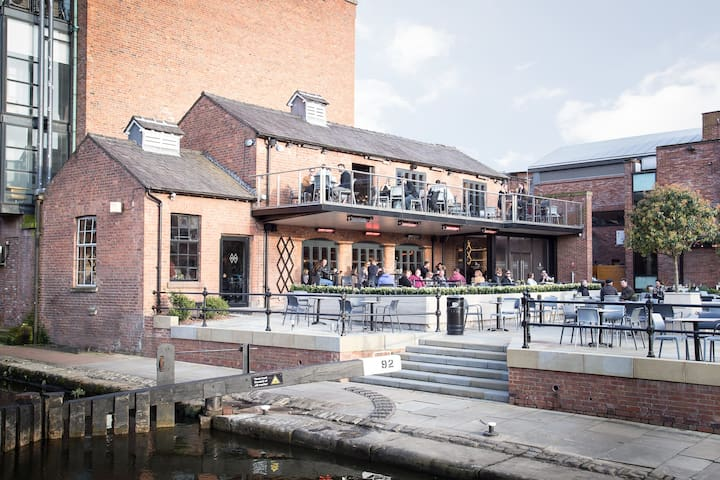 Dukes 92 and The Castlefield Rooms