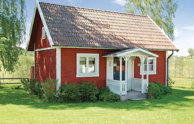 Holiday cottage with 1 bedroom on 45m² in Fagersanna