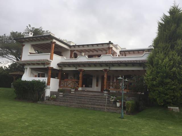 Guayllabamba Quito Ecuador