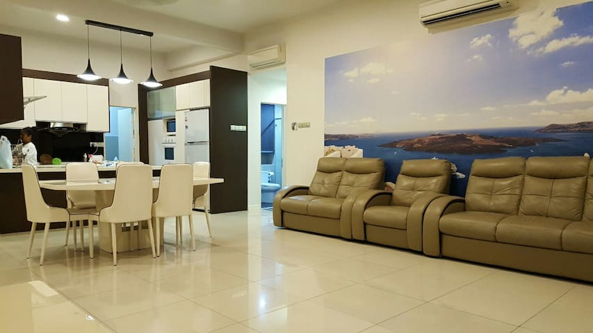 The Loft Homestay @ Imago shopping mall