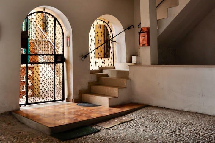 Baita del me Remo. Appartamento a Levico Terme.