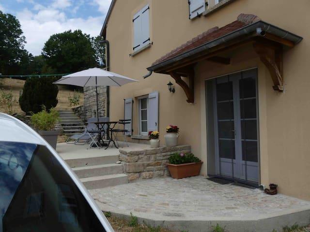 """Gîte """"Au coeur du Jura entre Comté et vin jaune """""""
