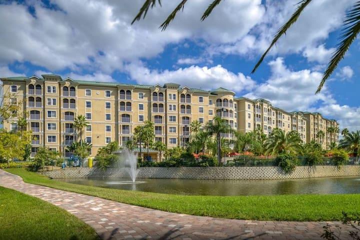 Orlando Mystic Dunes 1 Bdr Villa near Disney Parks